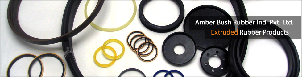 Extruded Rubber Products Manufacturer in India